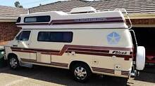 DODGE RAM VAN CONVERSION MOTORHOME SHOWER TOILET SELF CONTAINED Padstow Bankstown Area Preview