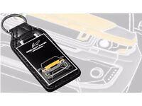 Key Ring Range Rover Evoque Enamel Kahn RS 250