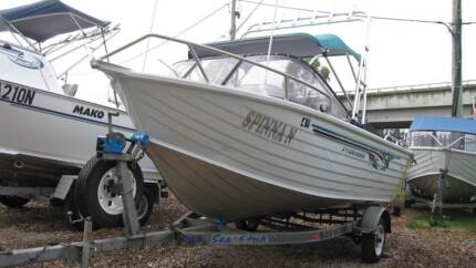 Ally Craft 475 Bar Raider Runabout Mulgrave Hawkesbury Area Preview