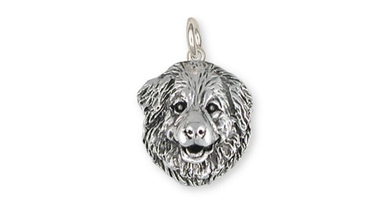 Great Pyrenees Charm Jewelry Sterling Silver Great Pyrenees Charms And Great Pyr