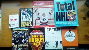 Hockey / NHL Book Collection / 2009 Playoff Bracket