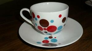 Second Cup - Coffee Cup Set Kitchener / Waterloo Kitchener Area image 2