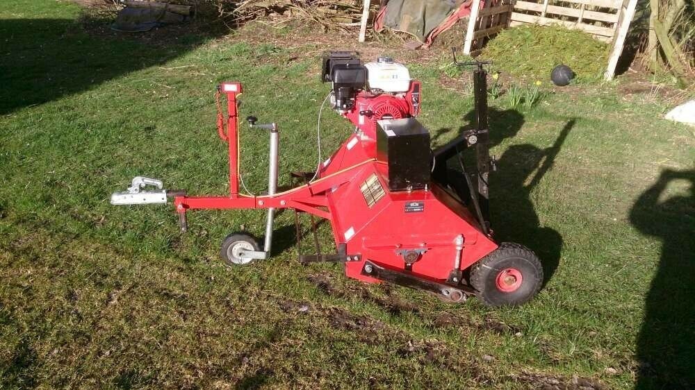 ATV Flail Mower | in Fyvie, Aberdeenshire | Gumtree