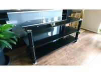 High End Glass TV Stand