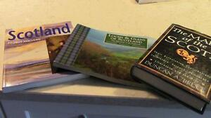 3 Books: Scotland: History, Highlands, Contributions