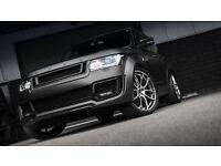 22 inch Wheels & Tyres Kahn 600 LE Range Rover Vogue L405 Sport L494 set of 4