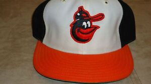 Baltimore Orioles vintage fitted cap, pre-owned