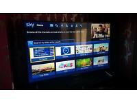 """BUSH 55"""" FULL HD LED Smart TV."""