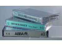 Music Cassette Tapes Wanted