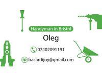 Handyman in Bristol