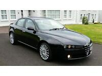 Part ex / Swap - 2008 Alfa Romeo 159 Turismo - Stunning car!