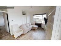 Top Floor, 1 bedroom apartment with great view in Camden Town
