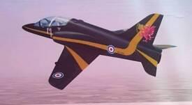 West Wings RC BAe Hawk kit