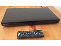 LG DP520 SLIMLINE DVD PLAYER VERY GOOD CONDITION