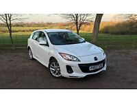 MAZDA 3 TAMURA, LOW MILAGE, WITH 4 NEW TYRES(50 miles)