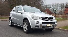 Mercedes-Benz M Class ML420 CDI - Mega Spec - VATH ML63 replica - Keyless - Rear TV's