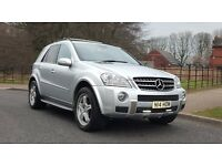Mercedes-Benz M Class ML420 CDI - Mega Spec - VATH ML63 replica - Keyless - Rear TV's