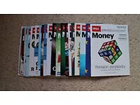 Which? Money - magazine copies from March 2015 - Sept 2016