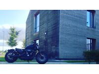 Harley Davidson Sportster XL 883 N IRON, 2010 with 1 owner