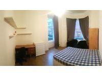 Room to rent in West End near Glasgow Uni / Kelvinbridge
