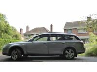 06 Subaru Outback, Excellent Condition, Full Service History, Full years MOT included