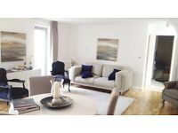 Beautiful three bedroom town house with two bathrooms and a private balcony.