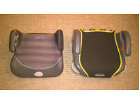 2 x Child Booster Seats