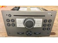 VAUXHALL CORSA / ASTRA / ZAFIRA CAR STEREO MODEL CD30 - EXCELLENT CONDITION - £40 ONO