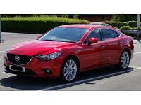 Mazda 6 (2014) 2.2D Sky Activ-D Sport Nav (148)