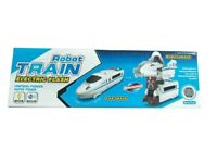 New Kids Dancing Robot Toys Play Fun Kids Robot train 3+ Play Indoor Toys