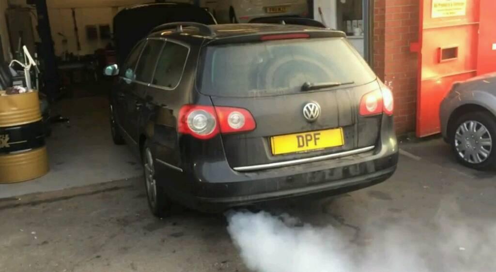 VW Golf Jetta Caddy Sharan Passat Crafter Fault DPF Filter Clean Regen   in  Barking, London   Gumtree