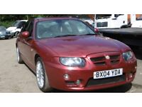 MG ZT 1.8 120 + 2004, Four Door.