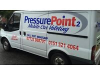 Mobile Car Valeting - Pressure Point 2