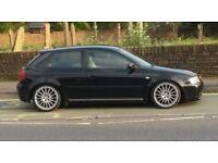 Audi S3 Quattro 1.8T 1999 Black