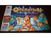 Operation - the classic game from MB Games
