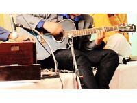 Acoustic Guitar Teacher (Bollywood Style)