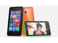 Nokia Lumia 635 Windows 4G LTE WIFI GPS 8GB