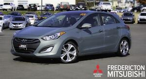 2013 Hyundai Elantra GT SE! TECH PKG! LEATHER! SUNROOF! NAV!