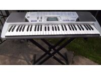 Casio MIDI keyboard