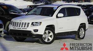 2016 Jeep Compass HIGH ALTITUDE! HEATED LEATHER! SUNROOF!