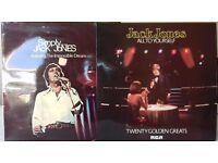 2 Jack Jones LPs - Simply Jack Jones and All to Yourself