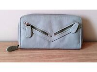 Mint green Accessorize ladies purse/wallet - As new