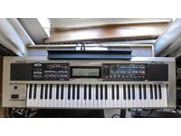 Roland Prelude keyboard with European Collections.