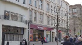 Private Office Space To Rent In Glasgow City Centre
