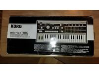 MIcrokorg Synthesizer (original)