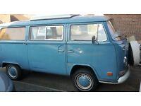 1972 VW Riviera Campervan