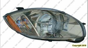 Head Lamp Passenger Side Halogen Coupe/Spyder High Quality Mitsubishi Eclipse 2006-2007