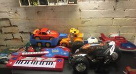 Mixture of Boys toys like new ( Bargain )