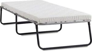 "NEW Broyhill Foldaway Guest Bed: Folding Steel Frame with Gel Memory Foam Mattress, 3"" Twin"