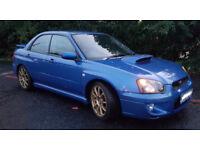 2004 Subaru Impreza WRX with STi upgrades 340/340